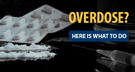 Overdose? Here is what to do