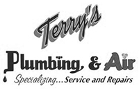 Terry's Plumbing and Air logo