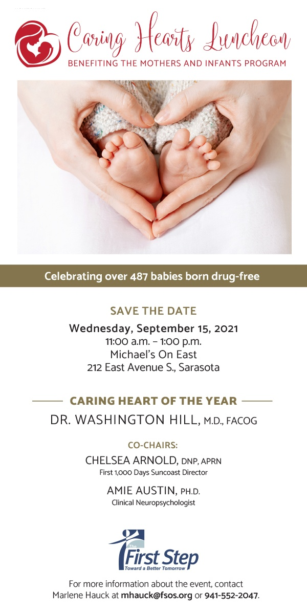 Caring Hearts Save the date